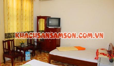 Khách sạn Hoàng Lâm