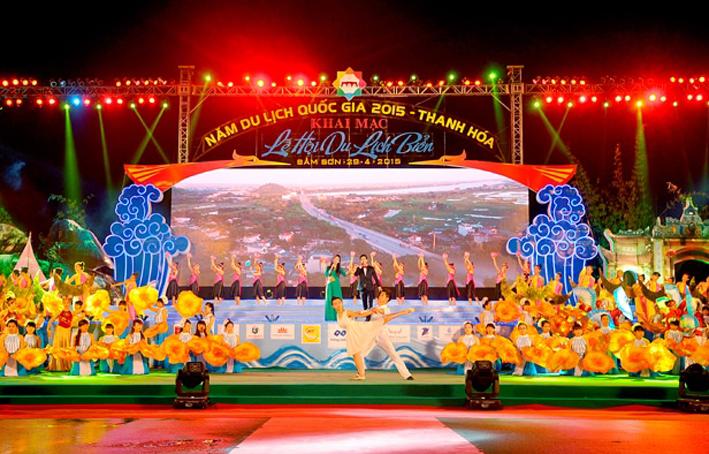 KHAI TRƯƠNG HÈ SẦM SƠN 2019