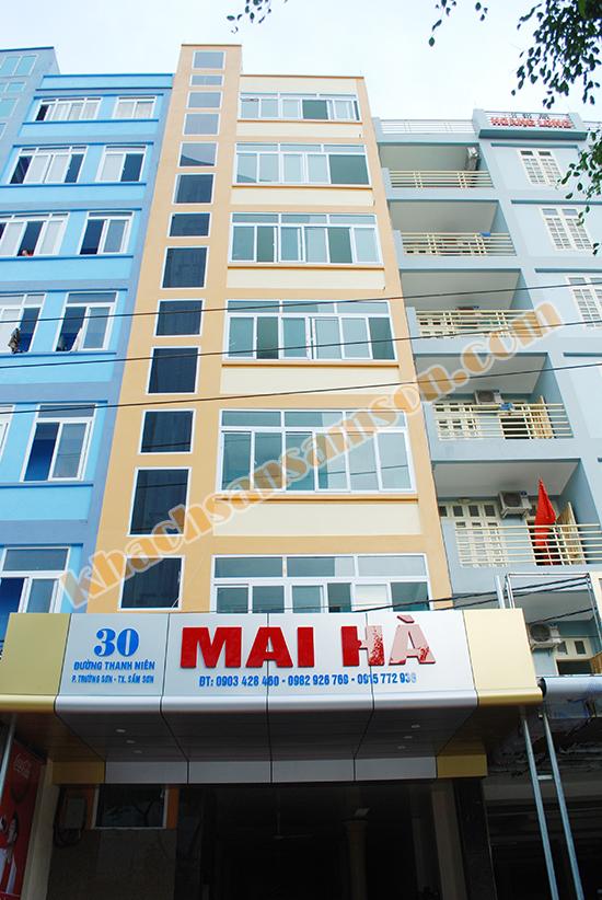 Khách sạn Mai Hà