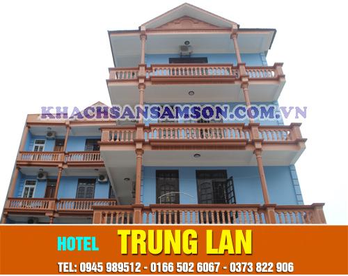 Khách Sạn Trung Lan