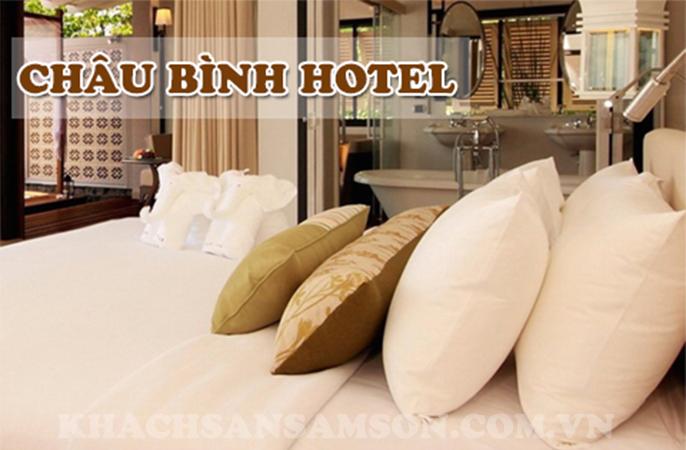 Khách sạn Châu Bình