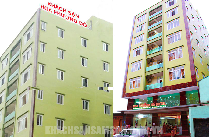 Khách sạn Hoa Phượng Đỏ