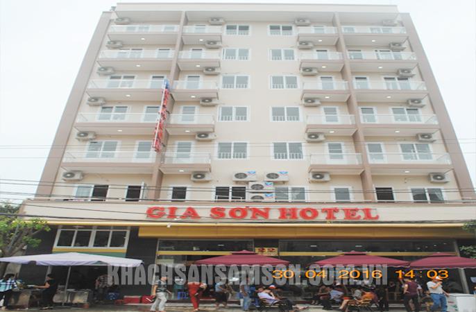 Khách sạn Gia Sơn Sầm Sơn