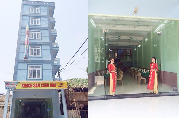 Khách sạn Châu Hòa