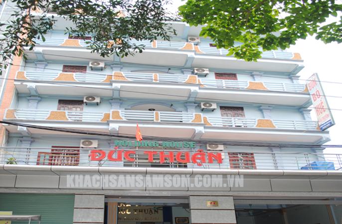 Khách sạn Đức Thuận