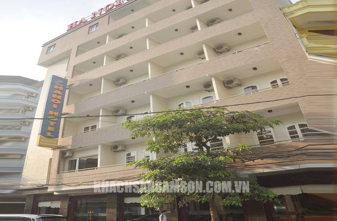 Khách sạn Hà Nội Sầm Sơn Trung Tâm Bãi Tắm B