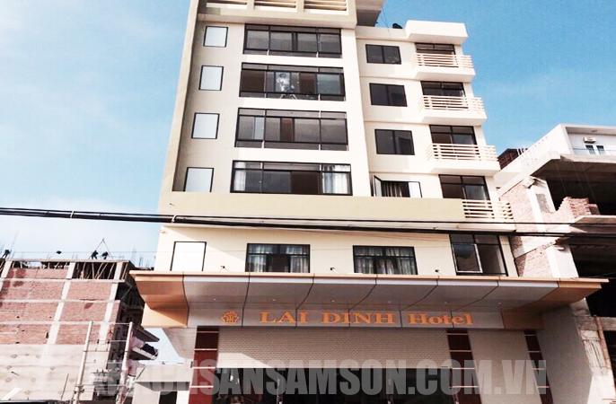 Khách Sạn Lai Dinh