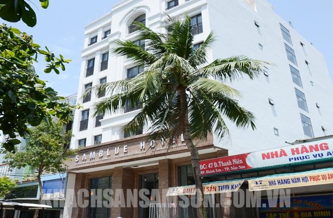 Khách sạn SamBlue Hotel