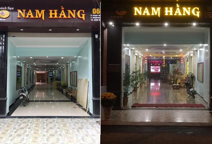 Khách sạn Nam Hằng bãi tắm A