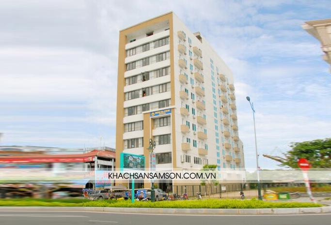 khách sạn HOÀNG GIA LUXURY