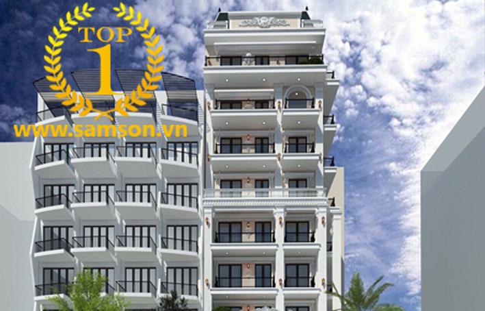 Khách sạn Hương Thủy mặt biển bãi tắm C