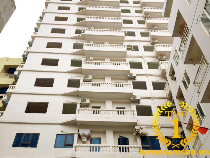 Khách sạn Bông Hồng Sầm Sơn
