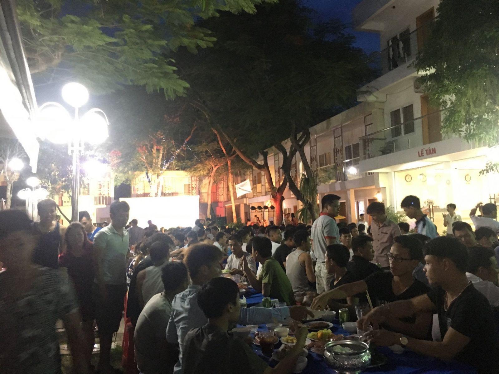 Gala dinner 2017 - dem cua nhung nu cuoi